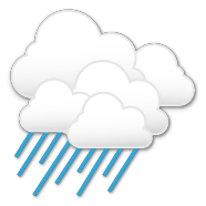 Light Rain Shower, Click for detailed weather for R3G0B3