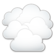 Cloudy, Click for detailed weather for R3G0B3